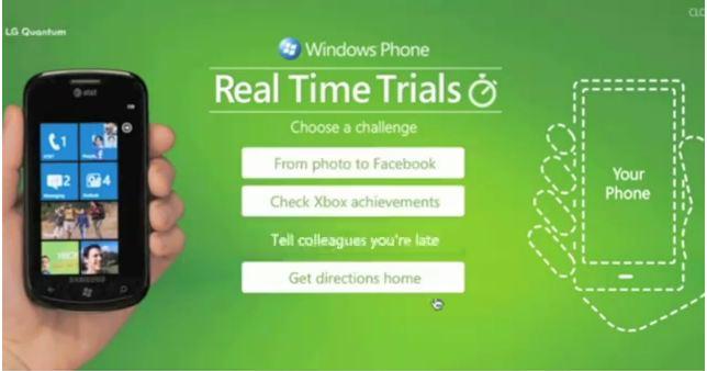 Microsoft utfordrer deg til å slå WP7