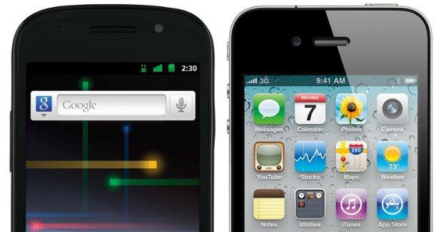 I en test utført av nettoptimaliseringsselskapet Blaze rett og slett banker Android Apples iOS ned i støvlene.