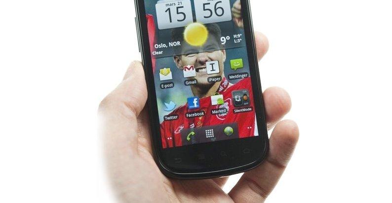 Samsung designet Googles andre Nexus-telefon: Nexus S.