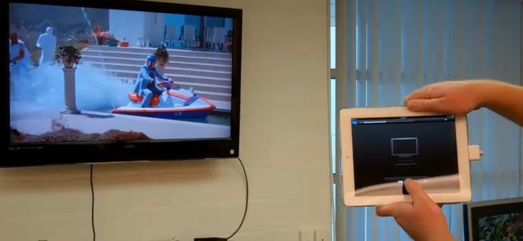 1080p via trådløs video-speiling.