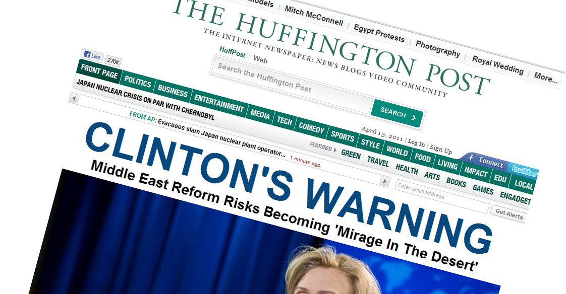 The Huffington Post har på kort tid blitt en av USAs største nettaviser. Takket være oss, mener de ubetalte bloggerne som leverer stoffet.