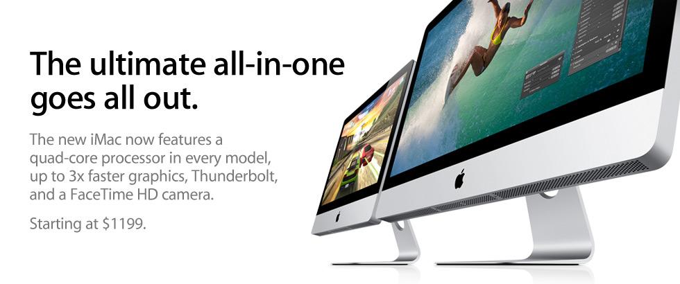 I mai oppgraderte Apple sine iMacs sist gang, trolig kommer det også nye iMacs på tampen av året.