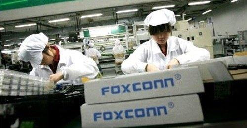 Foxconn bekrefter at de er i samtaler for å prøve å flytte produksjon til USA, men nøyaktig hva de ønsker å prøve på amerikansk grunn er ikke kjent.