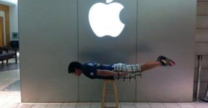 apple plank