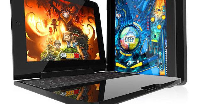 Nettbrett som også kan brukes som en laptop med A5-brikken? Muligens, men konkurrentene har allerede gjort dette og da er det ikke sikkert det er like attraktivt for Jobs' selskap. Uansett er det liten tvil om at Apple nok snuser på muligheten til å skaff