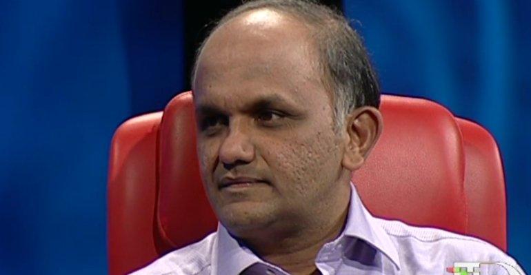 Adobe-sjef Shantanu Narayen blir grillet om Flash på All Things D.