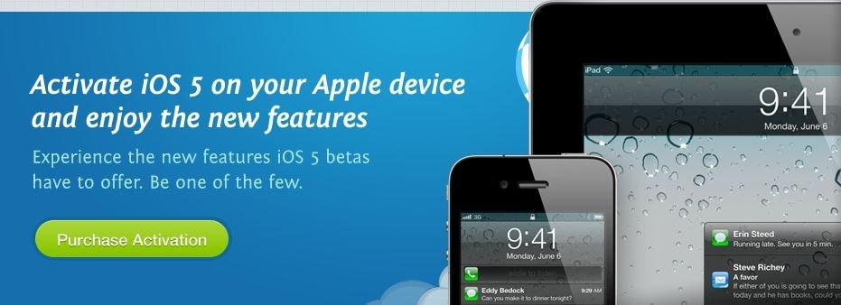 Tilganger til å teste betaversjonen av iOS5 selges nær sagt over alt på nettet. Det har oppstått et stort svartebørsmarked.