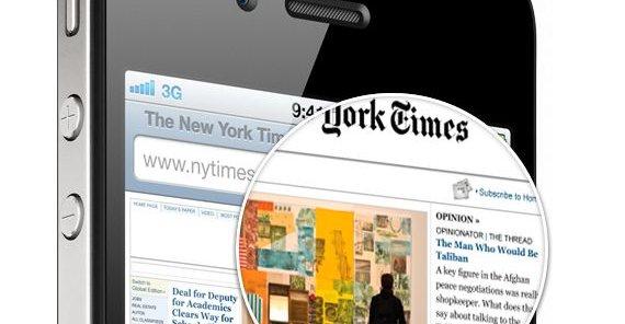 Nå kan New York Times og andre selv bestemme prisen på app-abonnementer de selger utenfor iTunes.