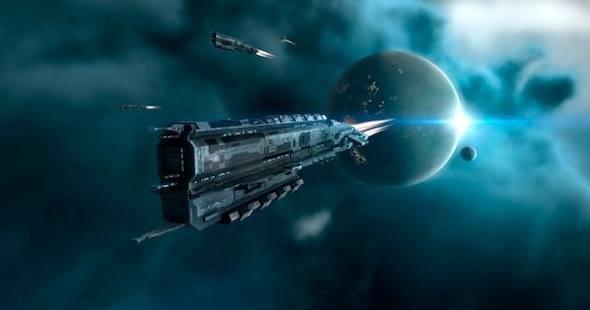 Det nettbaserte sci-fi-spillet Eve ble utsatt for Lulz-angrep i går.