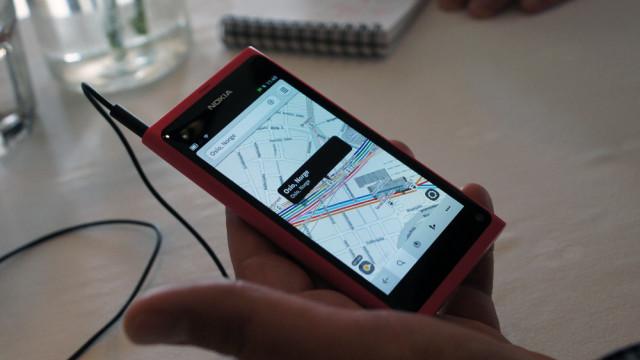 Nokia legger til full kart- og navigasjonspakke.