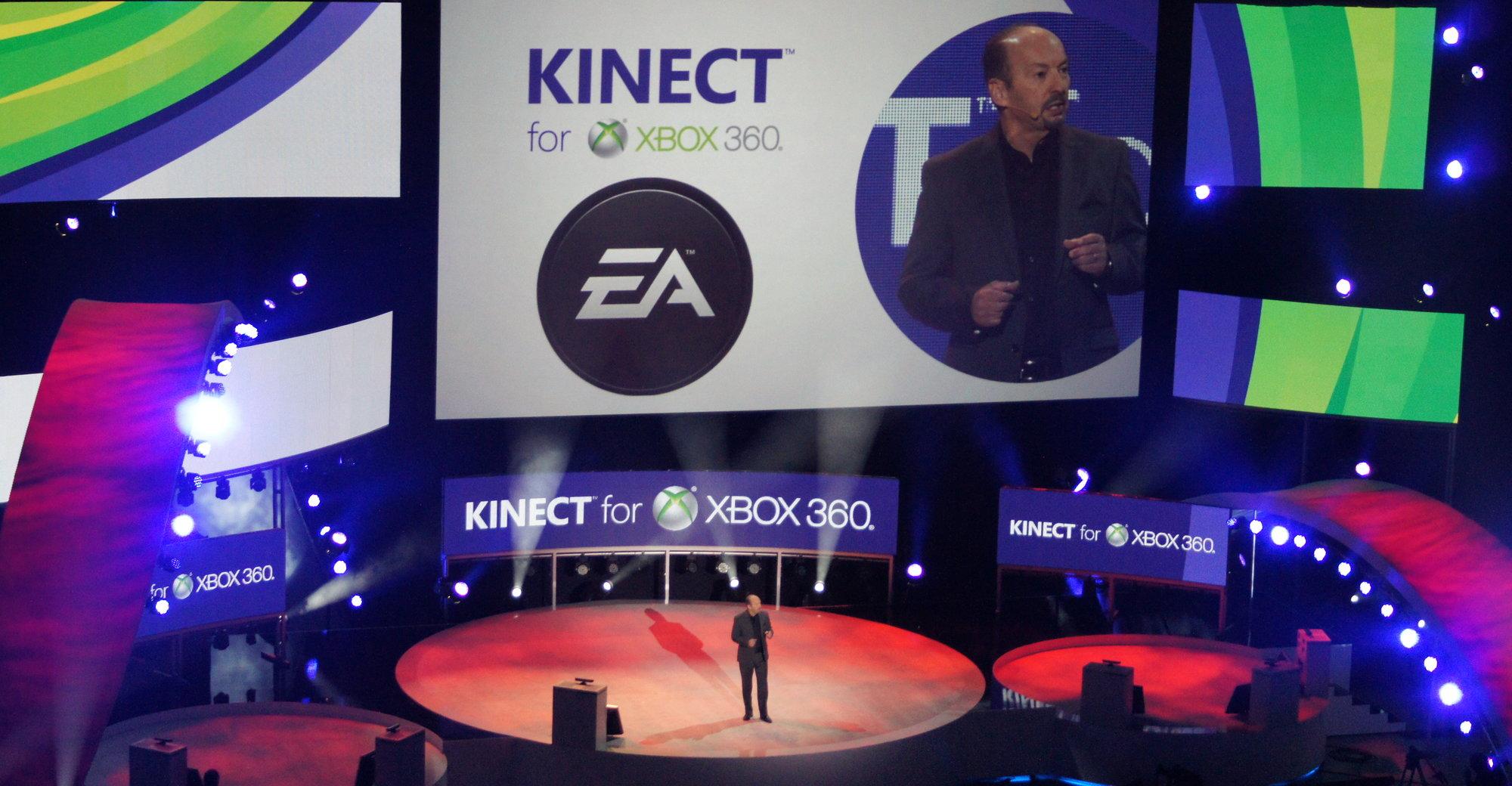 Xbox 360 og Kinect er gode penger for Microsoft