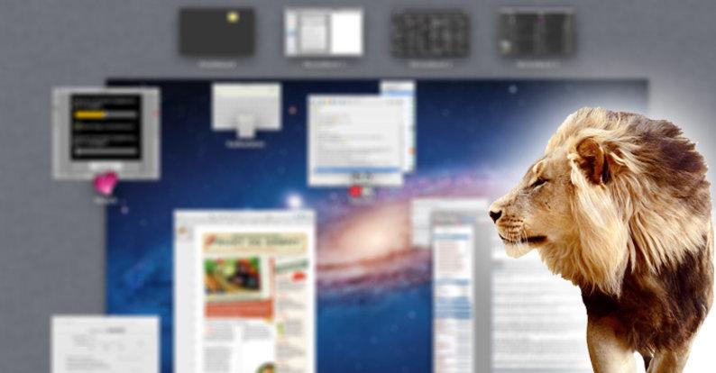 OS X Lion er ikke feilfri. Snarere tvert i mot...