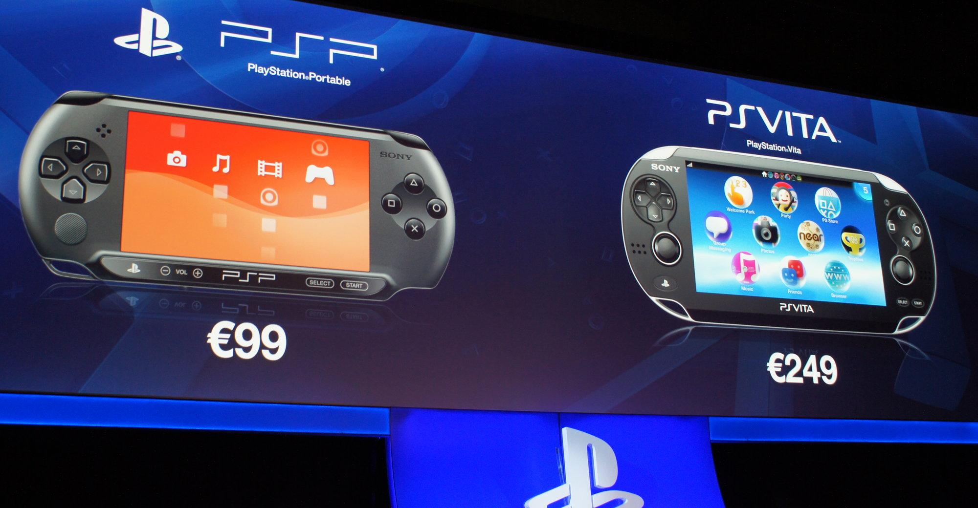 Opprinnelig skulle du kunne overføre UMD-spill fra PSP til Vita mot et lite mellomlegg. Nå blir det ingen rabatt - i hvert fall ikke i USA.