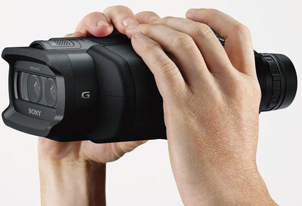 Sonys DEV-5 kombinerer et topp kamera med en topp kikkert. Et funn for fuglekikkere, vil vi tro.