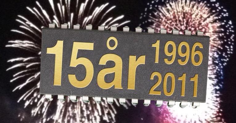 Digi.no er 15 år i dag. ITavisen gratulerer!
