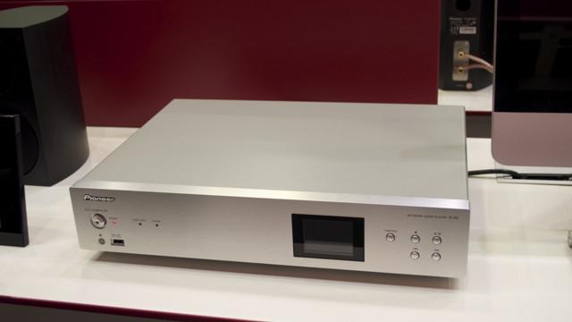Nettverksspillere for musikk blir det stadig flere av. Her er modell fra japanske Pioneer.