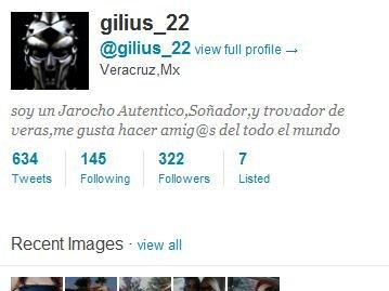 Signaturen Gilius_22 sendte ut panikk-meldinger om oppgjør mellom bander i den meksikanske narko-delstaten Veracruz. Problemet var bare at meldingene ikke stemte.