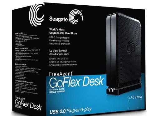 Endelig GoFlex med 4TB. Holder det nå?