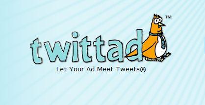 Twittad lever av å selge annonser på Twitter. Det synes Twitter er greit, men de har problemer med at de bruker uttrykket «tweet».