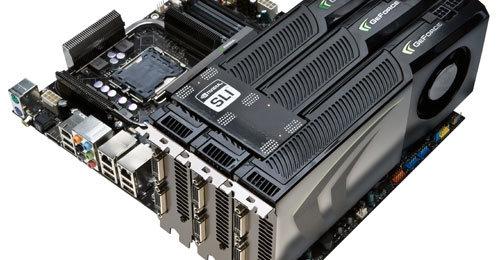 Nvidia lager entusiast-skjermkort for gamerne, men satser også på mobiler og håndholdte enheter.