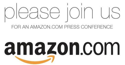 """Amazon.com inviterer pressen og skal trolig vise frem sitt nye 7"""" nettbrett. En større modell ventes neste år."""