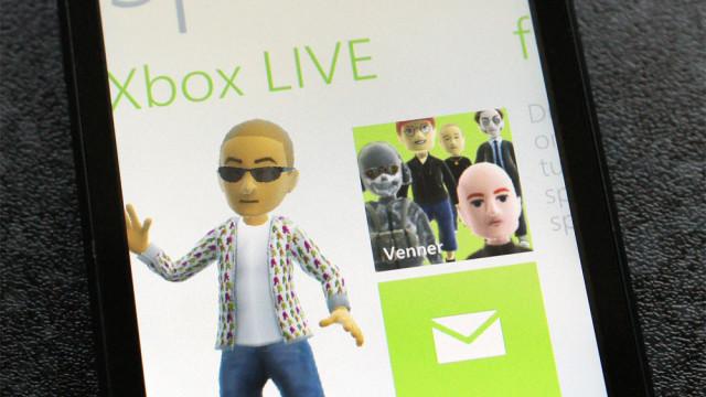 Endelig Xbox Live.