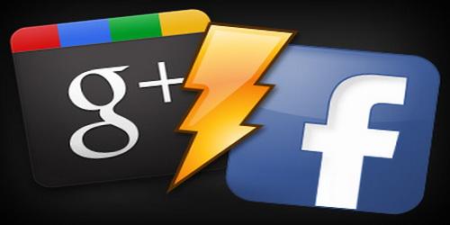 Google Plus taper aktive brukere, mens Facebook får stadig nye. Dette på tross av at Google+ vokser voldsomt.