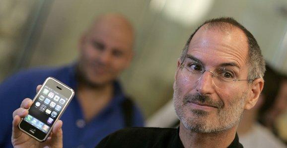 Jobs jobbet trolig ikke bare med iPhone 5, men var også med på utviklingen av både 5S og 6.