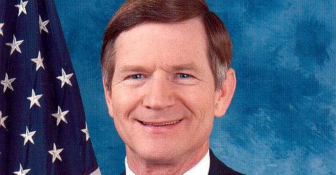Lamar Smith tok initiativet til den omstridte SOPA-loven. Nå blir han formann i Kongressens teknologi-komité.