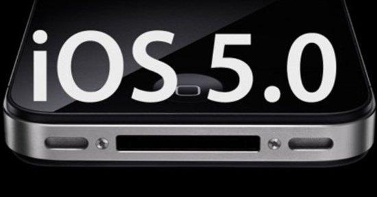 iOS 5 er ikke en like vellykket oppdatering for alle.