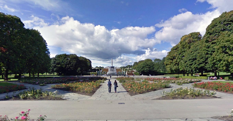 Frognerparken og mange andre norske attraksjoner er nå med.