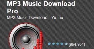 MP3 Music Download Pro irriterer platebransjen. Men Google nekter å fjerne den.