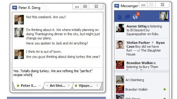 Slik blir den selvstendige Messenger-klienten for Facebook.