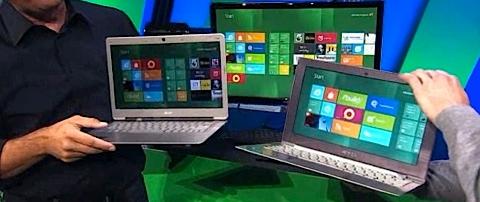 Det blir spennende fremover. Bærbare blir slankere og varer lengre før batteriet tar kvelden. Samtidig kommer det mange flere nettbrett grunnet Windows 8.