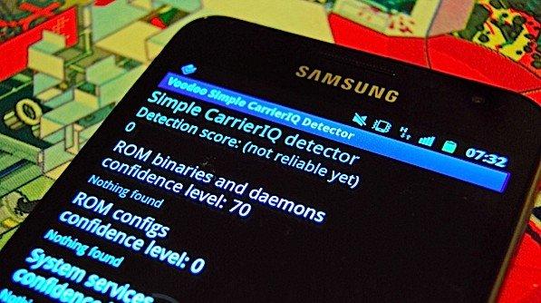 Gratisvaren Voodoo Simple CarrierIQ Detector avslører Carrier IQ på din Android-telefon. Men om du vil fjerne den eller sette den ut av spill, må du betale.