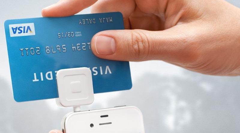 Squares system for avlesing av kredittkort via mobil blir stadig mer utbredt i USA.