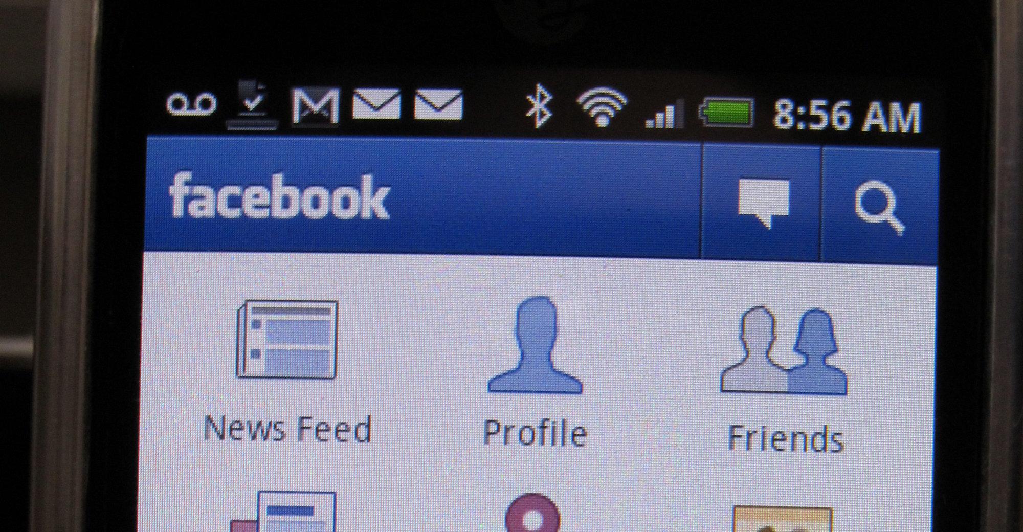 Facebook er nå mer populært på Android enn iOS.