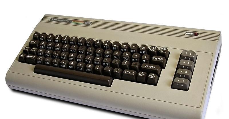 Mange 40-åringer har gode minner om denne maskinen..