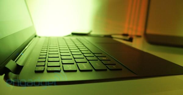 Acer Aspire S5 har 22nm. Intel CPU-teknologi og et lekkert design.