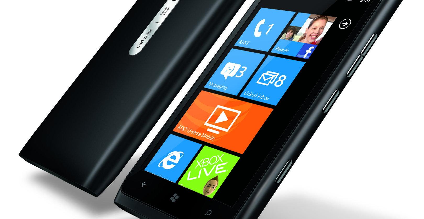 Nokia Lumia 900 og andre Windows Phone 7-telefoner kan  fra 5. februar ikke lenger brukes som betalingsterminal for GoPayment.