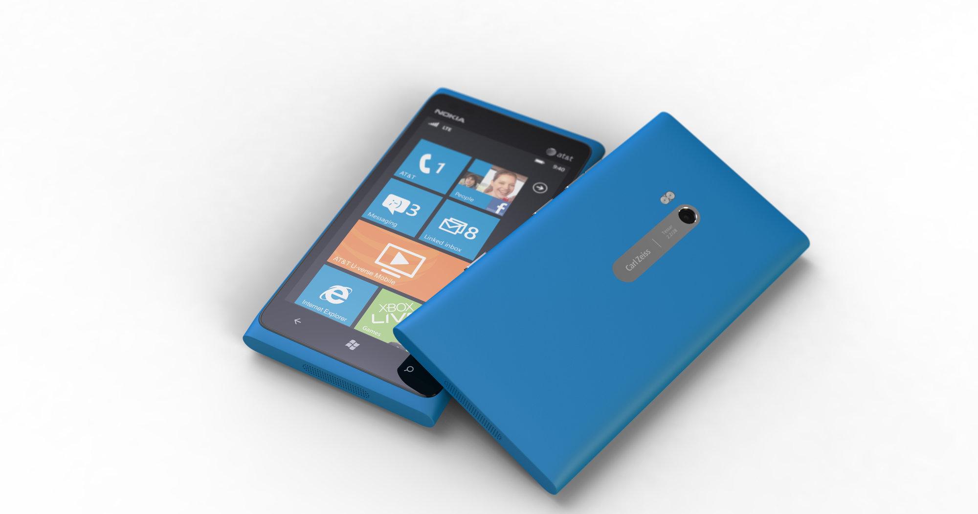 Lumia 900 er den mobilen som fungerer best ute.