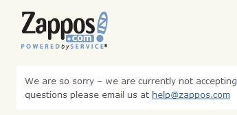 Zappos har hatt stor suksess med å selge sko på nettet. Nå frykter de at 24 millioner kunder kan være rammet av helgas hacker-angrep.