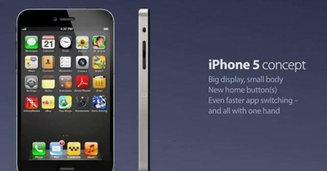 iPhone-elskerne der ute klarer ikke vente på lanseringen av femte generasjon. Det dukker stadig opp imponerende konsept.