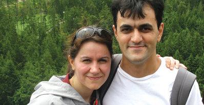 Programmereren Saeed Malekpour tok en tur fra Canada til hjemlandet i 2008. Nå kommer han trolig aldri hjem igjen.