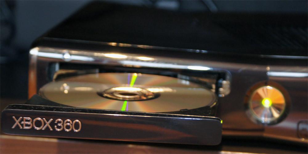 Aldri mer optisk disk?