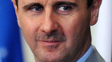 Syrias vaklende president Bashar Assad var ikke spesielt nøye på sikkerheten når det gjaldt egen e-postkonto...