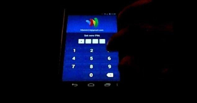 Det er like enkelt å få ny PIN-kode (uten å vite den gamle) med unrooted-telefoner som med rooted.