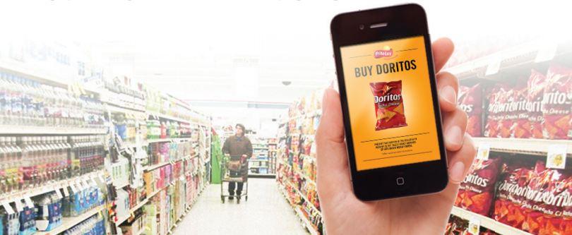 Tilbud på chips i matbutikken? Forvent å få beskjed på telefonen - via lyd du ikke kan høre.