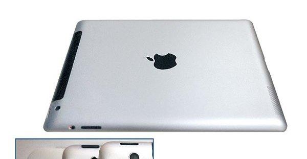 En av de mange påståtte snikbildene av iPad 3... Unnskyld: iPad HD!