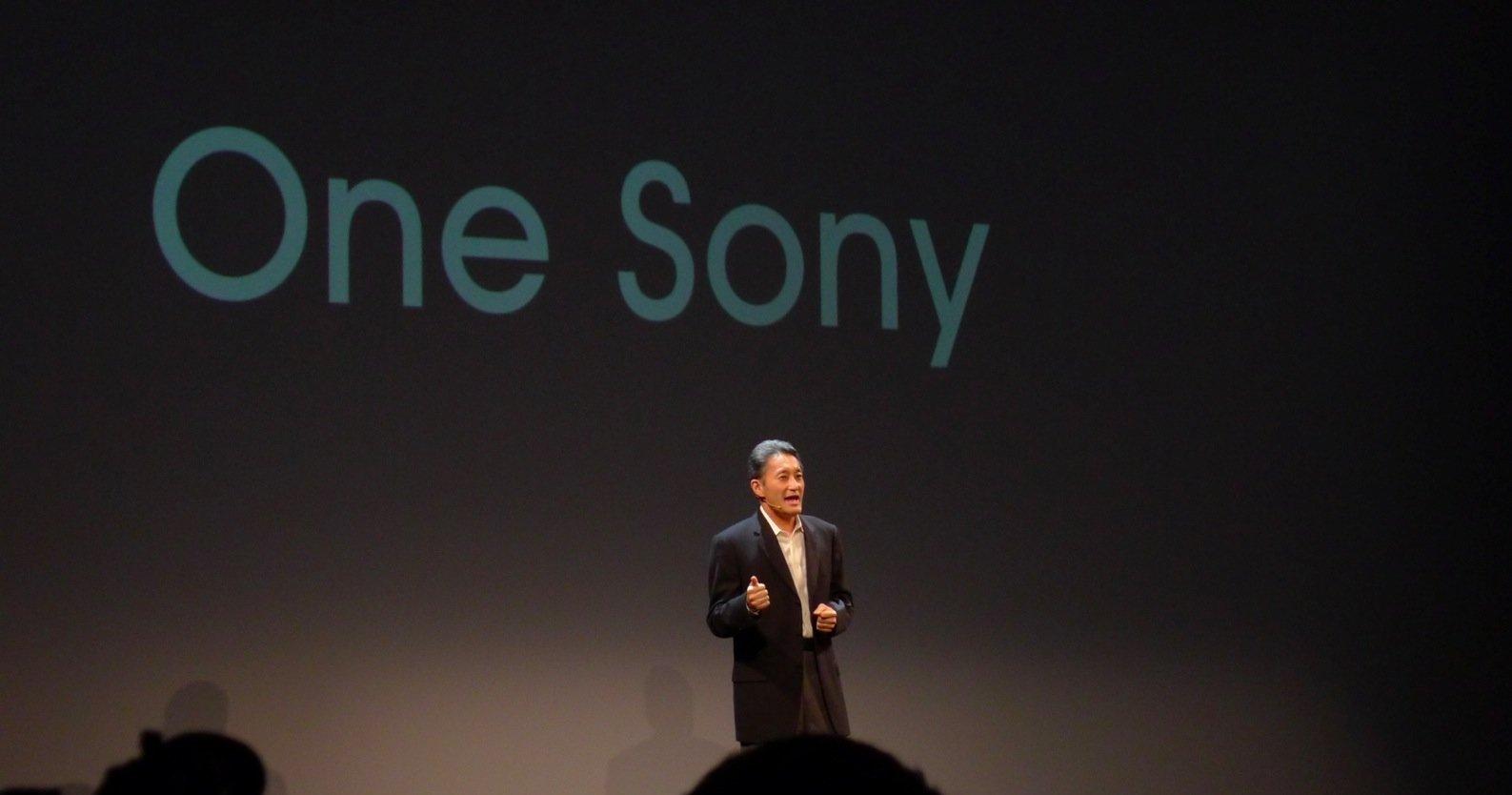 Kaz Hirai skal redde Sony.